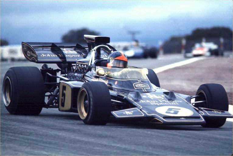 Spanish Grand Prix, 1970 - Emerson Fittipaldi - Team Lotus